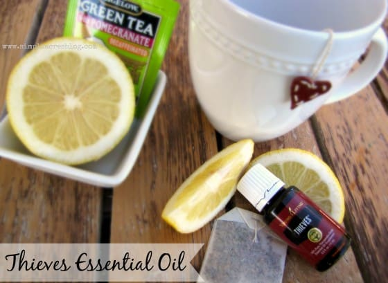 Youngliving Theives Essential Oil