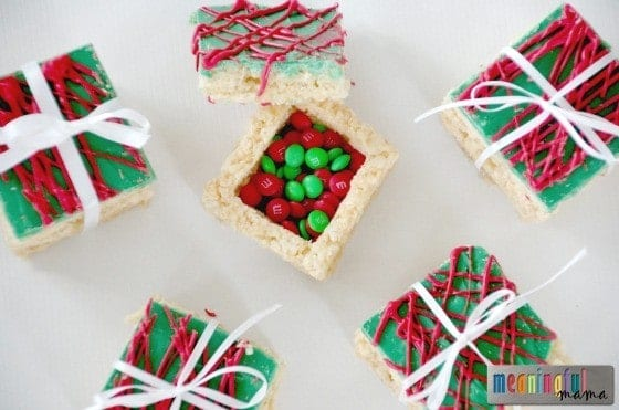 Rice Krispies Presents for Christmas Oct 18, 2015, 12-013