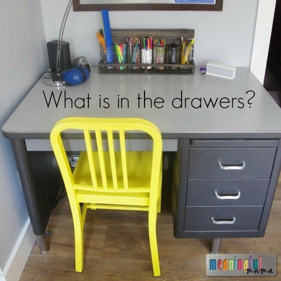 How to Organize a Homework Station Oct 29, 2015, 11-039