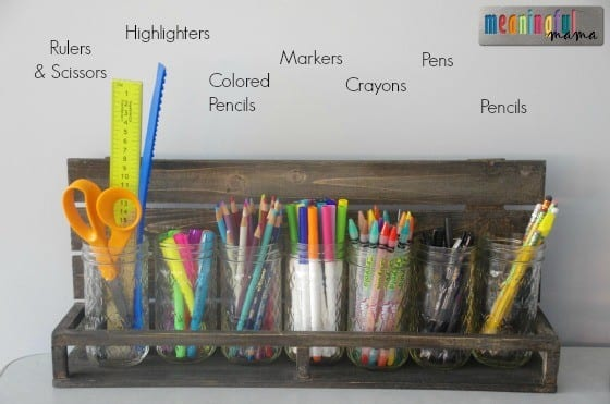 How to Organize a Homework Station Oct 29, 2015, 11-36 AM