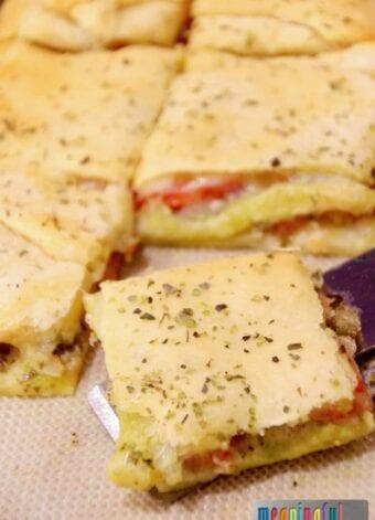 Caprese Crescent® Appetizer Recipe
