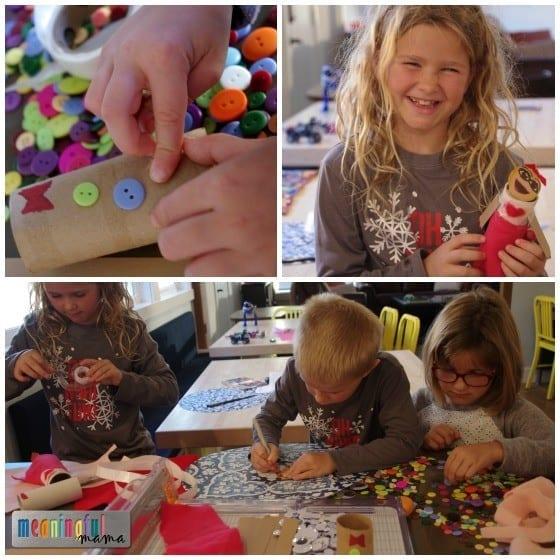 Gingerbread Man Craft for Kids