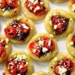 Mediterranean Tartlet Appetizer