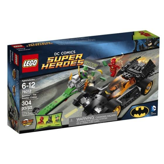 Batman Super Heroes Lego REview