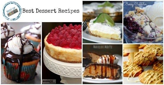 Best Dessert Recipes on the Web