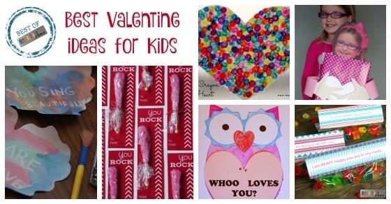 Best Valentine Ideas for Kids