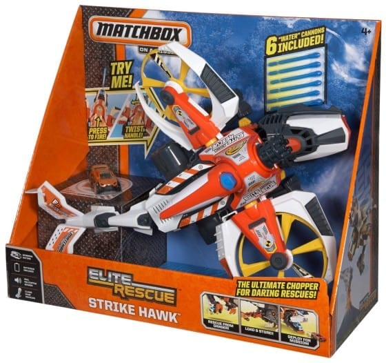 Elite Rescue Matchbox Review