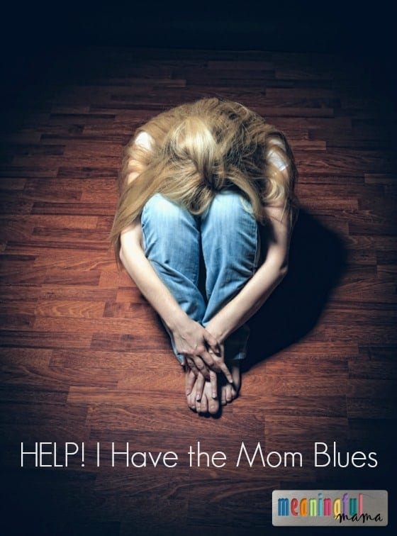 Help! I Have the Mom Blues