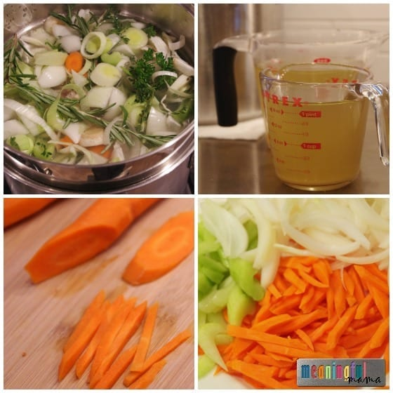 Amazing homemade chicken noodle soup for How to make homemade chicken noodle soup