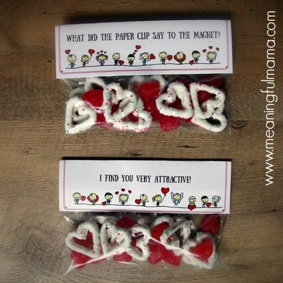 Valentine Joke Printable for Kids and their Classroom