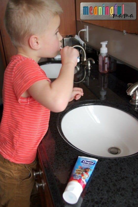Bedtime Routine for Kids Mar 13, 2016, 12-014