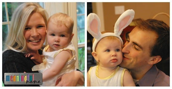 First Easter - Babies R Us