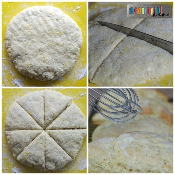 Great Lemon Scones Recipe