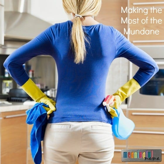 Positive Parenting - Making Most of Mundane
