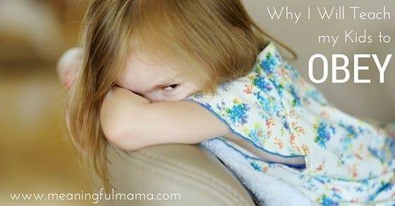 Why I Will Teach my Kids to