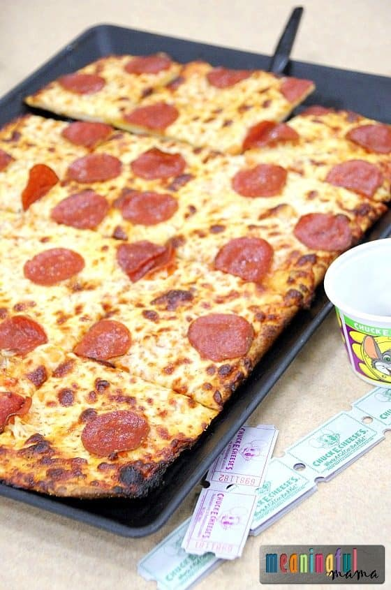 Chuck E. Cheese Post Tax-Day Free Offer Apr 17, 2016, 1-00 PM