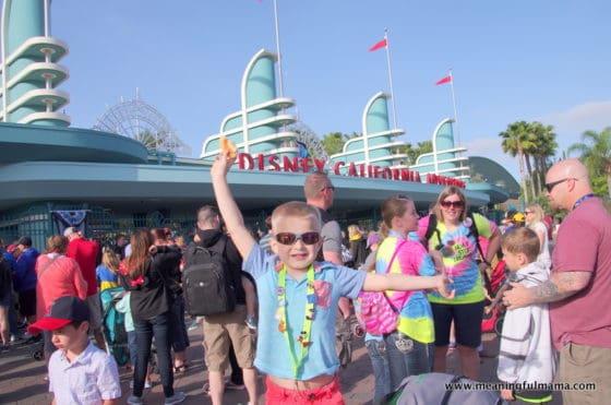 1-Disneyland Trip 2016 Apr 27, 2016, 7-21 AM
