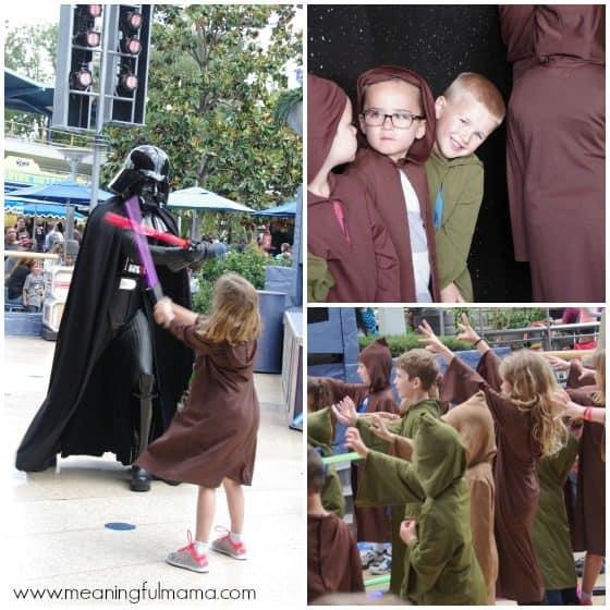 Jedi Training Disneyland for Dummies