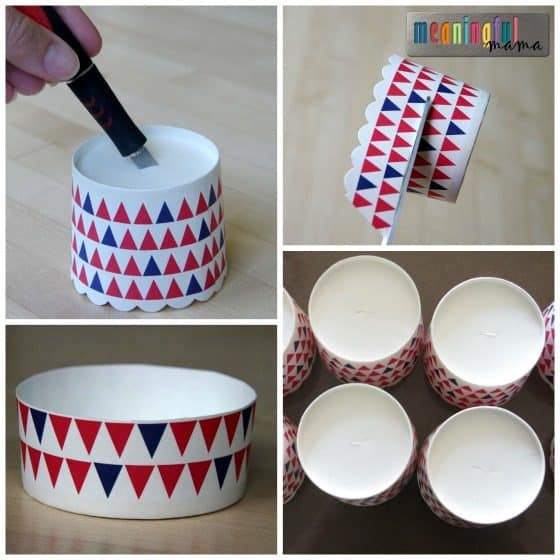 DIY No-Drip Popsicle Holder for Fourth of July