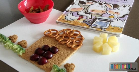 Integrating Reading and Snack Time for Kids