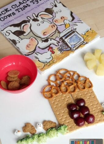 Integrating Snack Time with Reading
