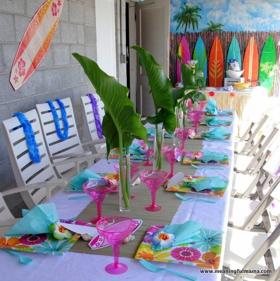 1-Abigail 9 Year Old Luau Party Jun 26, 2016, 2-007