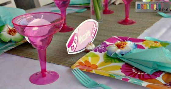 Hawaiian and Luau Themed Party Ideas