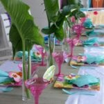 Luau Birthday Party Ideas