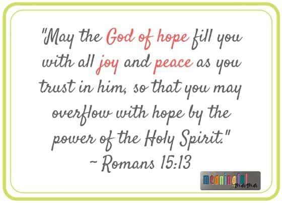Verses about Joy
