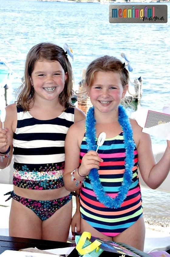 alternative to birthday gifts abigail's luau party Jun 26, 2016, 4-39 PM