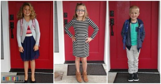 Back to School 2016 Abby Kenzie Corban