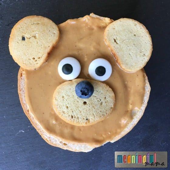 bear-bagel-creative-breakfast-kids