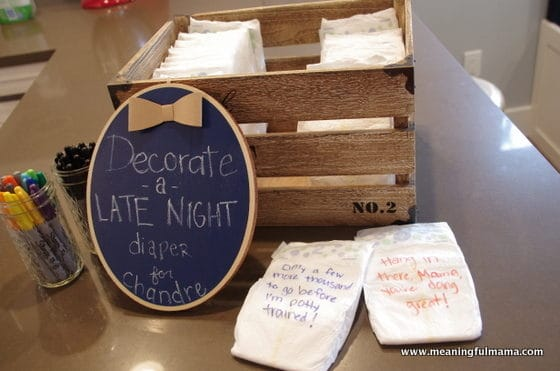 Baby Shower Memento Ideas for Boys