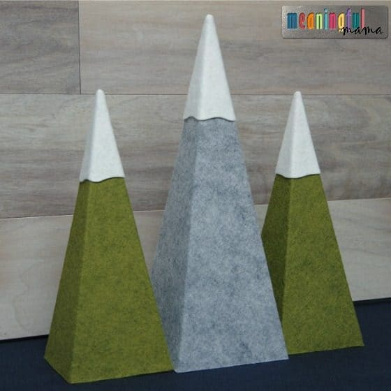 diy-felt-mountains
