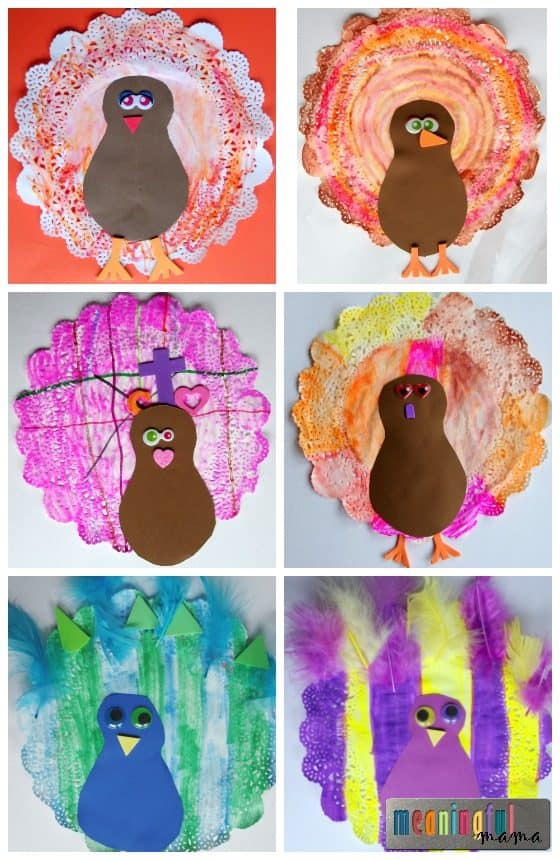 doily-turkey-for-kids-thanksgiving-craft-idea