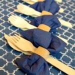 Bow Tie Napkins