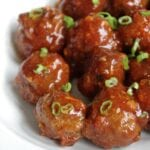 Tasty Slow Cooker Meatball Recipe