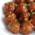Tasty Slow Cooker Meatball Recipe