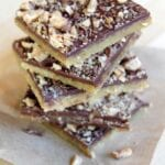 Heath Bar Sheet Cookies