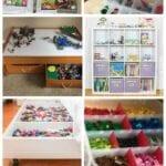 Clever LEGO Organization Ideas