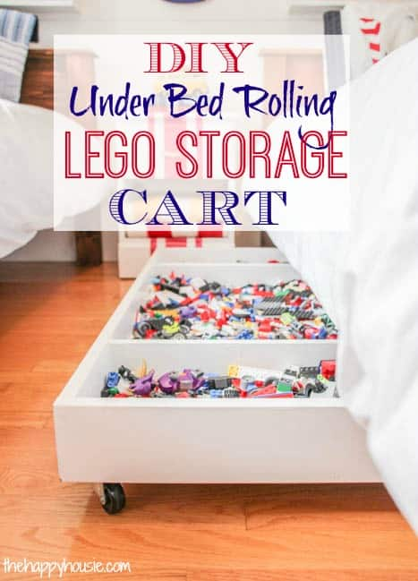 Clever Lego Organization Ideas