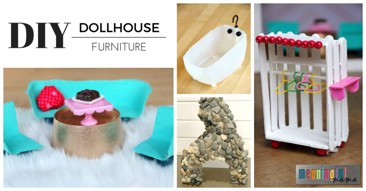 how to build dollhouse furniture. How To Build Dollhouse Furniture O