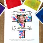 Easter Cross Craft for Sunday School Classrooms