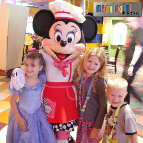 Taking Your Sensory Processing Child to Disneyland