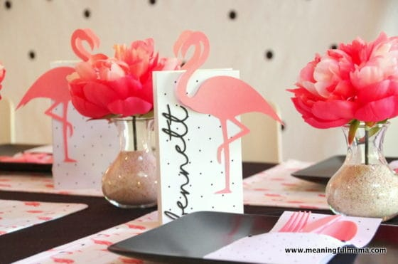Flamingo Birthday Party