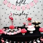 Flamingo Birthday Party Ideas