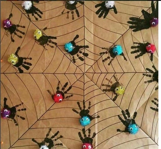 preschool spider art spider themed harvest ideas 391