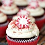 Cream Cheese Peppermint Frosting Recipe