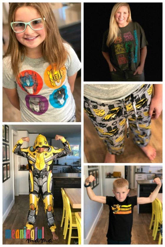 Ultimate Bumblebee Transformer Gift Guide Apparel