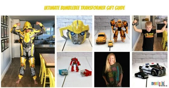 Ultimate Bumblebee Transformer Gift Guide